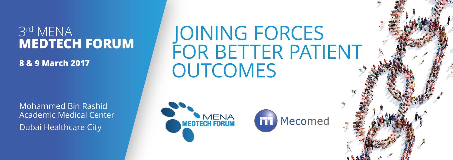 MENA Medtech Forum 2017