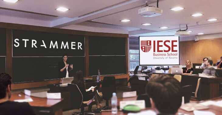 IESE business school spain - STRAMMER