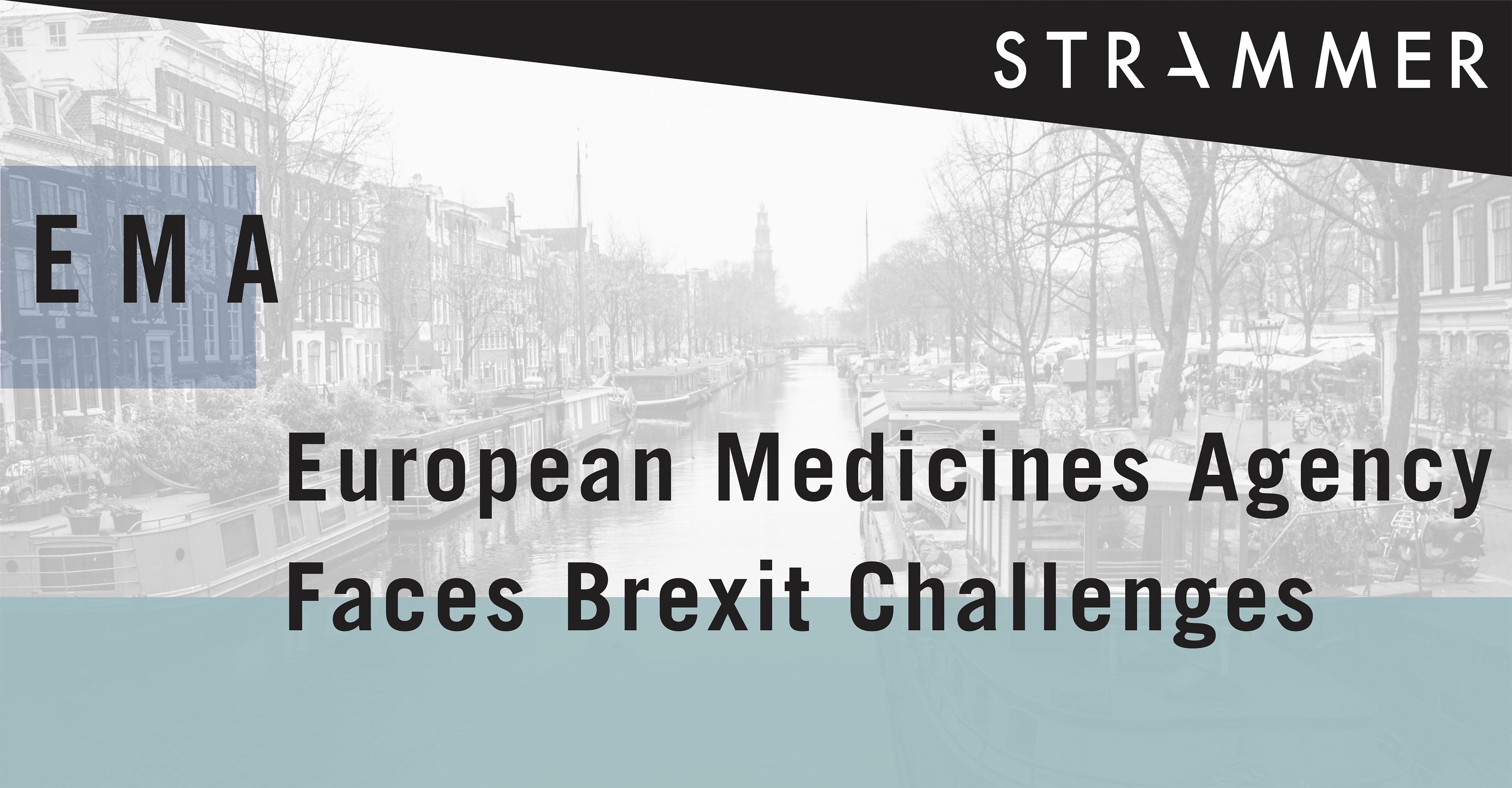 EMA faces BREXIT challenges