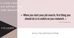 Effective Job Search- Lilit