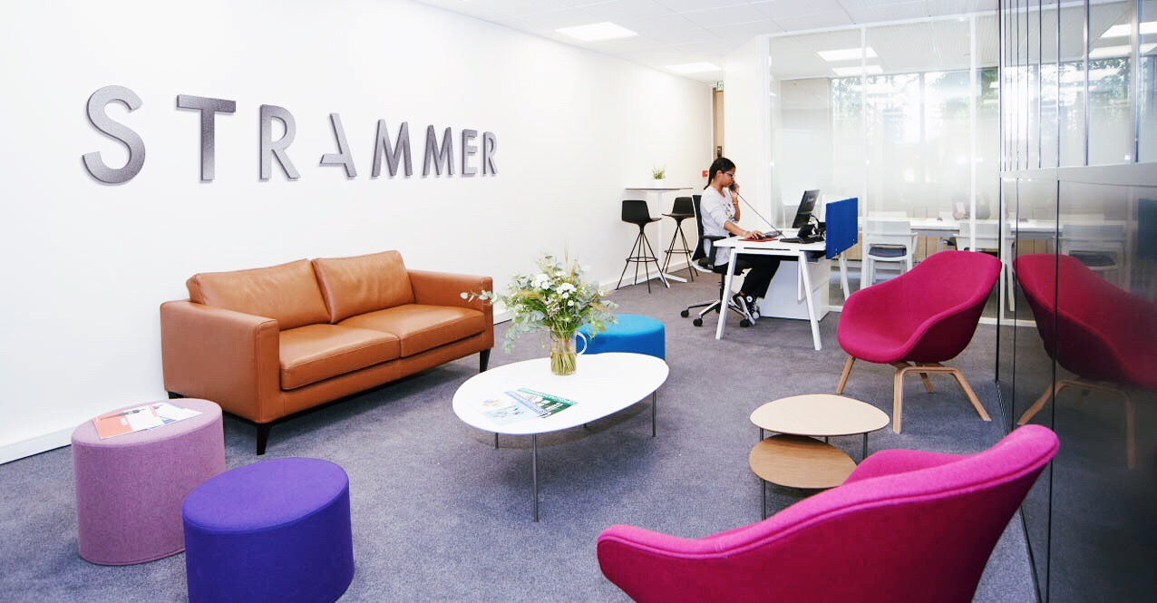 2nd floor STRAMMER office
