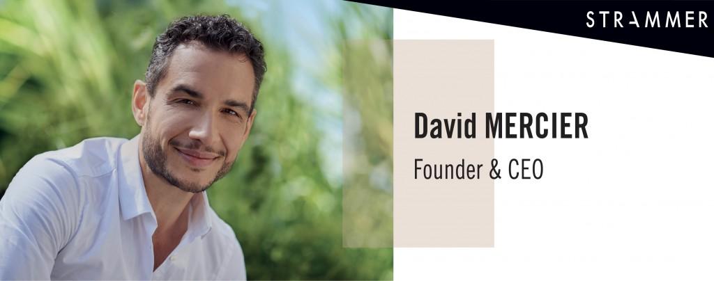 Talent Corner David Mercier