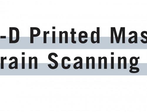 3-D Printed Mask Improves Brain Scanning