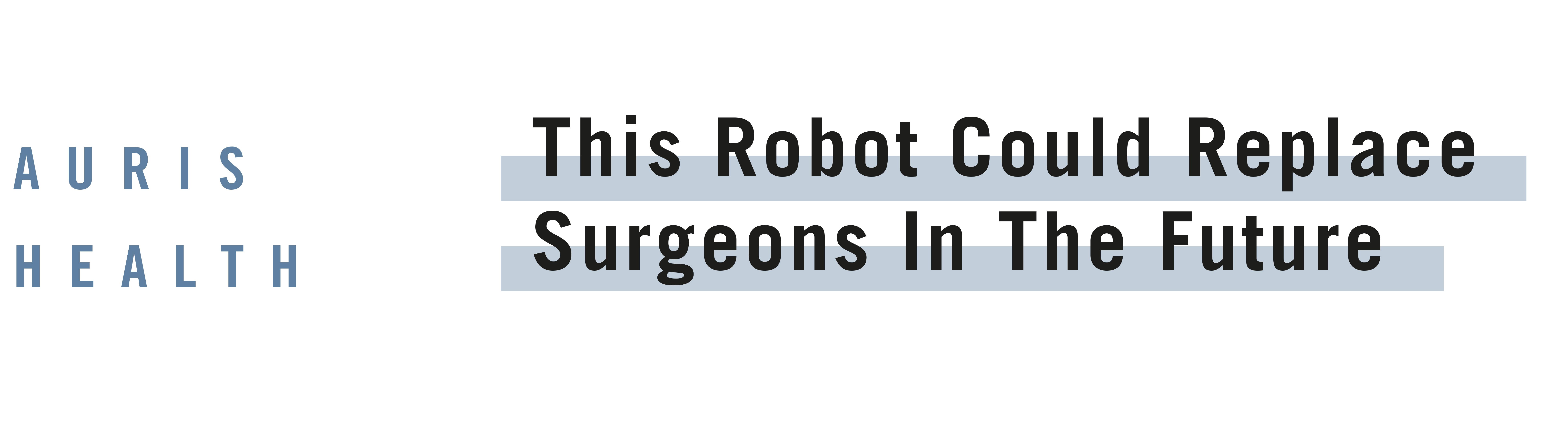 Robot Future Surgeon