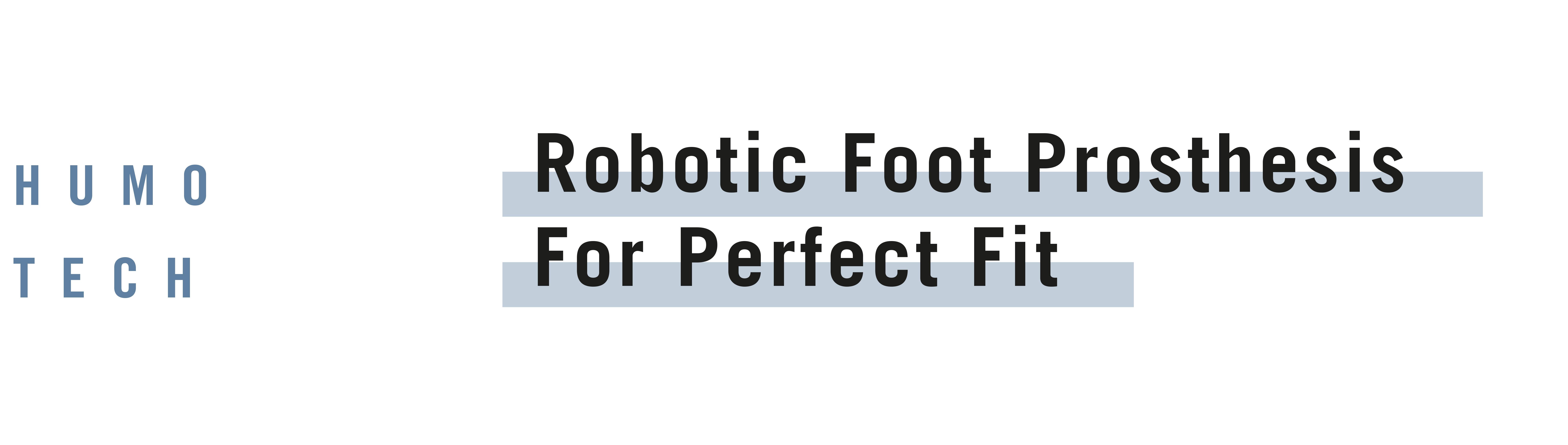 Robotic Foot