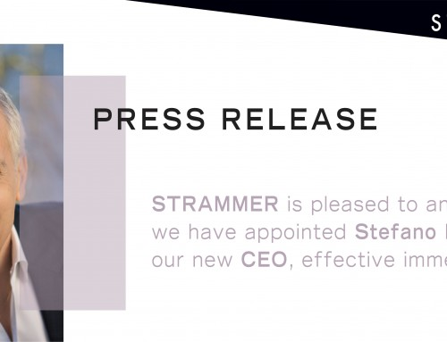 CEO Announcement for Strammer