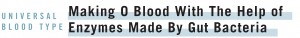Universal Blood Type