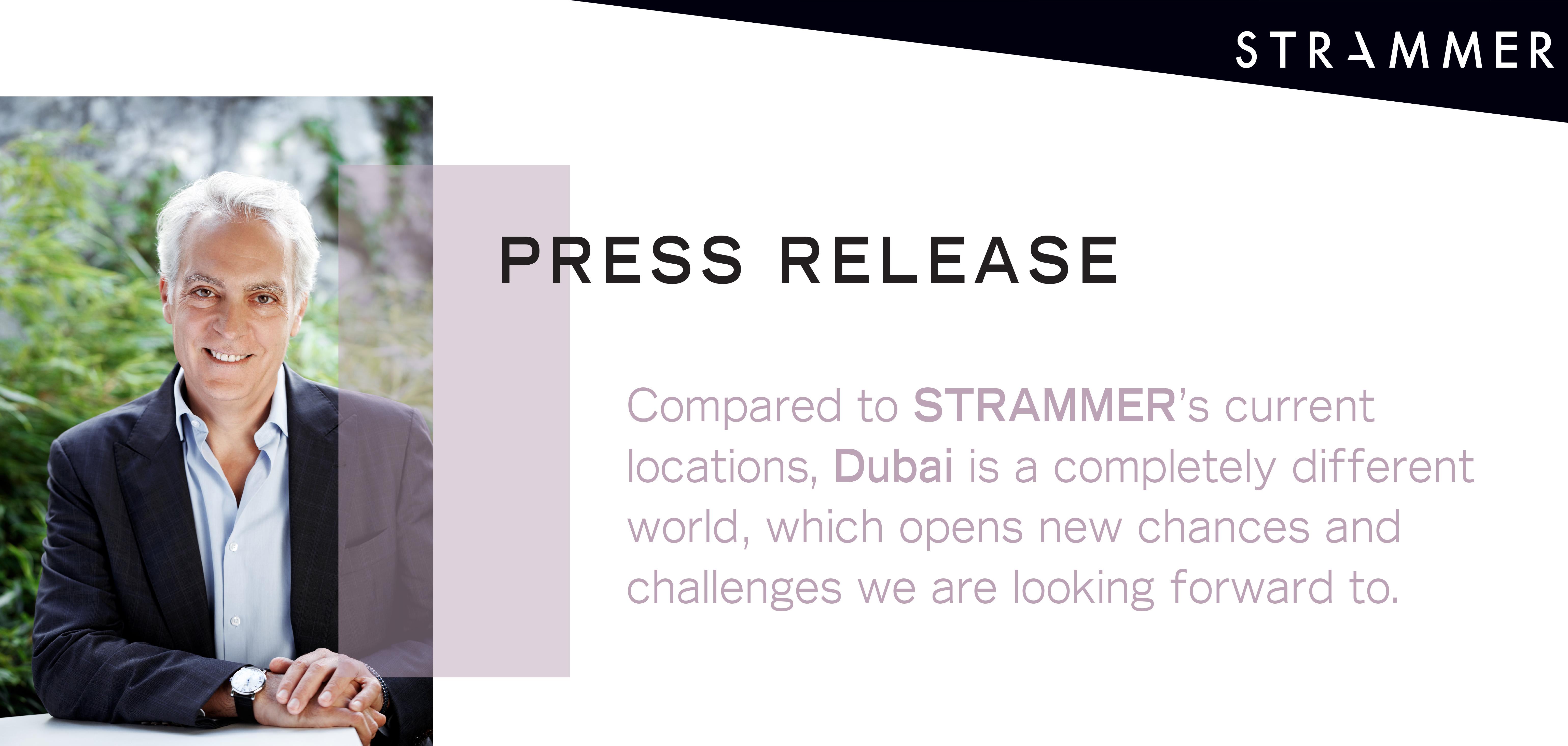 New Dubai office