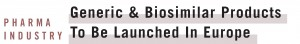 generics and biosimilars products